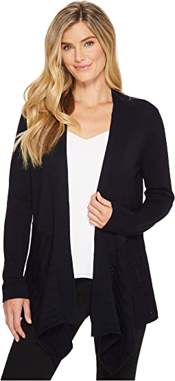 Ivanka Trump - Open Fly Away Cardigan Sweater