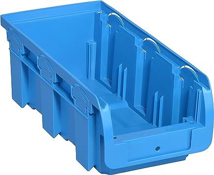 /Sichtlagerkasten Linie kolejowe 3/A blau 290//265/x 150/x 125/mm FORMAT 4332163244097/
