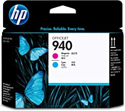 HP 940   Ink Printhead   Cyan & Magenta   C4901A