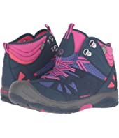 Merrell Kids Capra Mid Waterproof (Toddler/Little Kid/Big Kid)