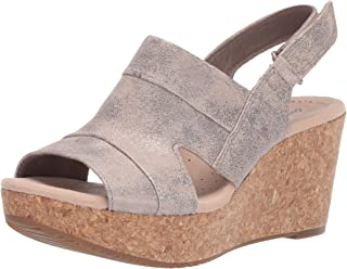 Women's Annadel Ivory Wedge Sandal