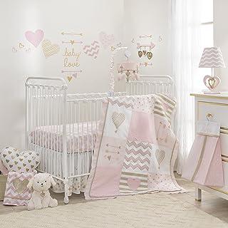 7ecd9d8457367 Amazon.com: Pink - Bedding Sets / Crib Bedding: Baby Products