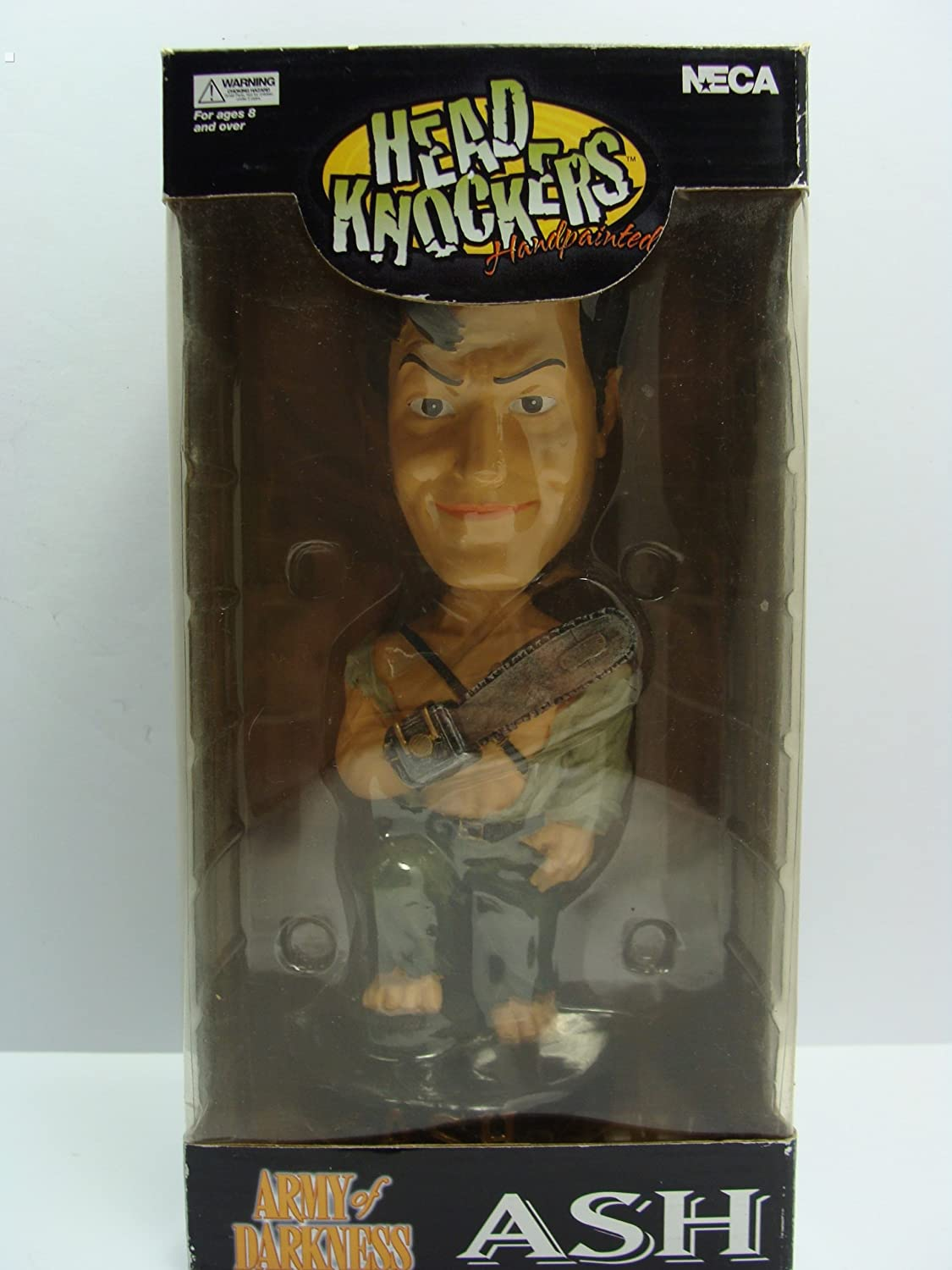Army of Darkness Ash Head Knocker by Neca by Army of Darkness