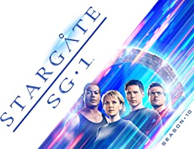stargate sg1 complete series