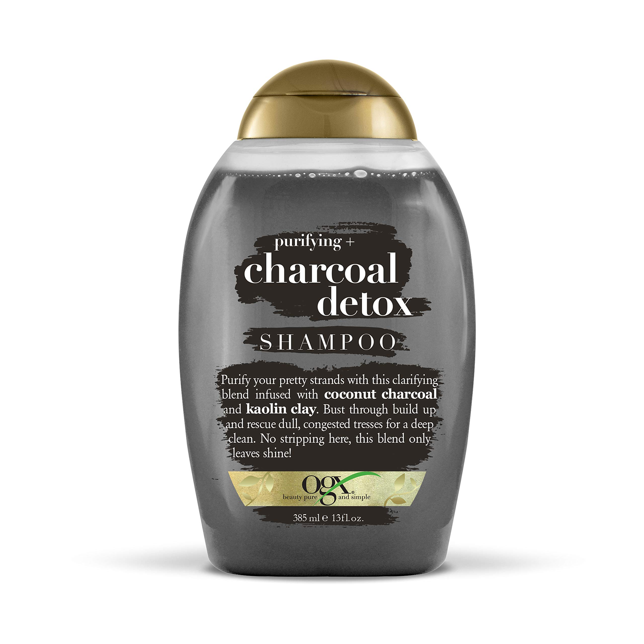 OGX Purifying Charcoal Nourishment Sulfates