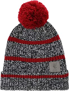 538e0987f5d Liverpool FC Grey Womens Soccer Stripe Hat AW 18 19 LFC Official