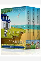 Seaview Cottages Cozy Mystery Series Box Set: Books 1-3 Kindle Edition