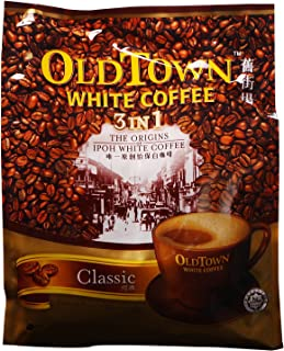 Old Town Classic 3 in 1 Mix Instant White Coffee 600g
