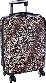 Women's Mimsy carry-on luggage, leopard, 14.25