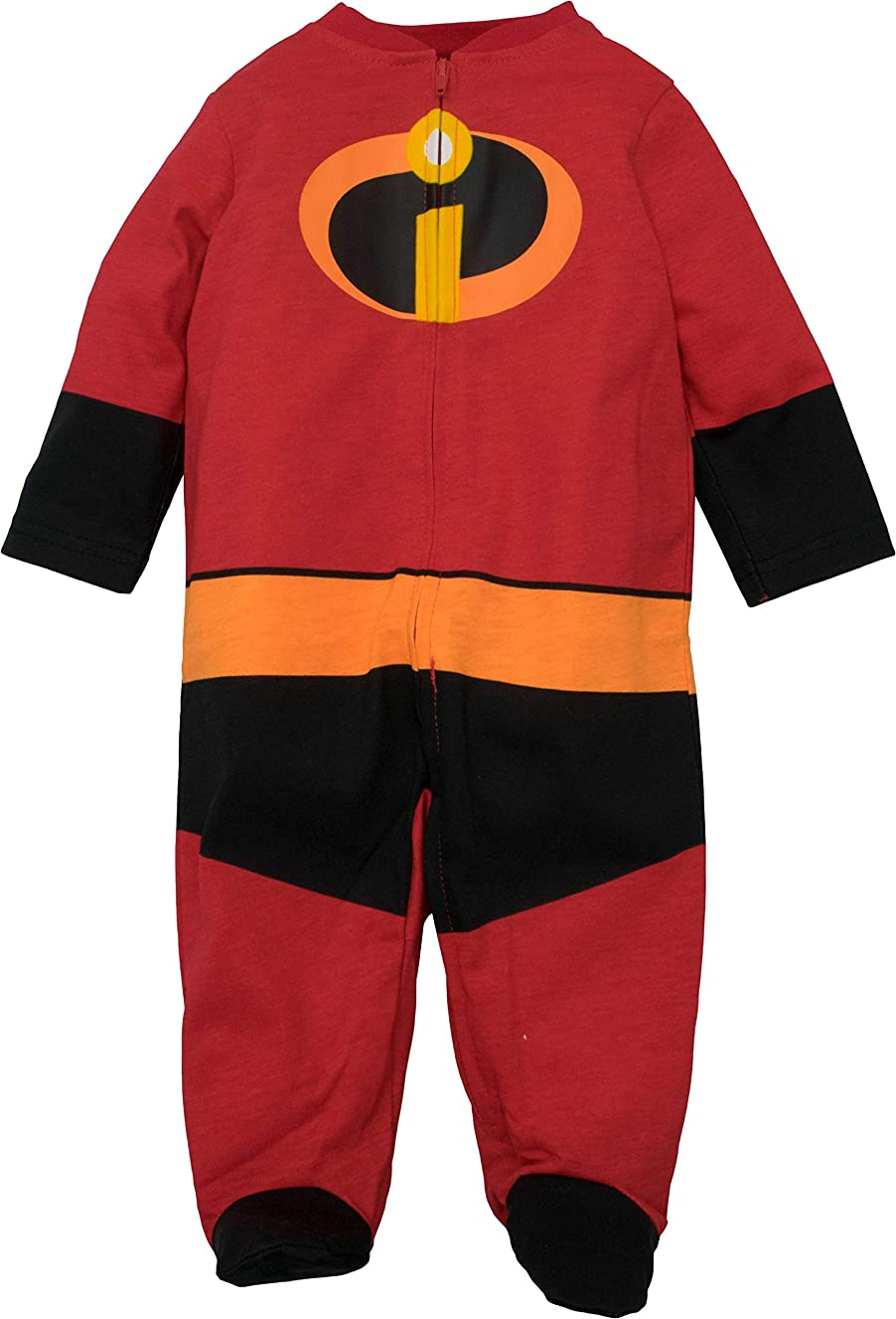 Disney Pixar The Incredibles Baby Boy Girl Costume Coverall