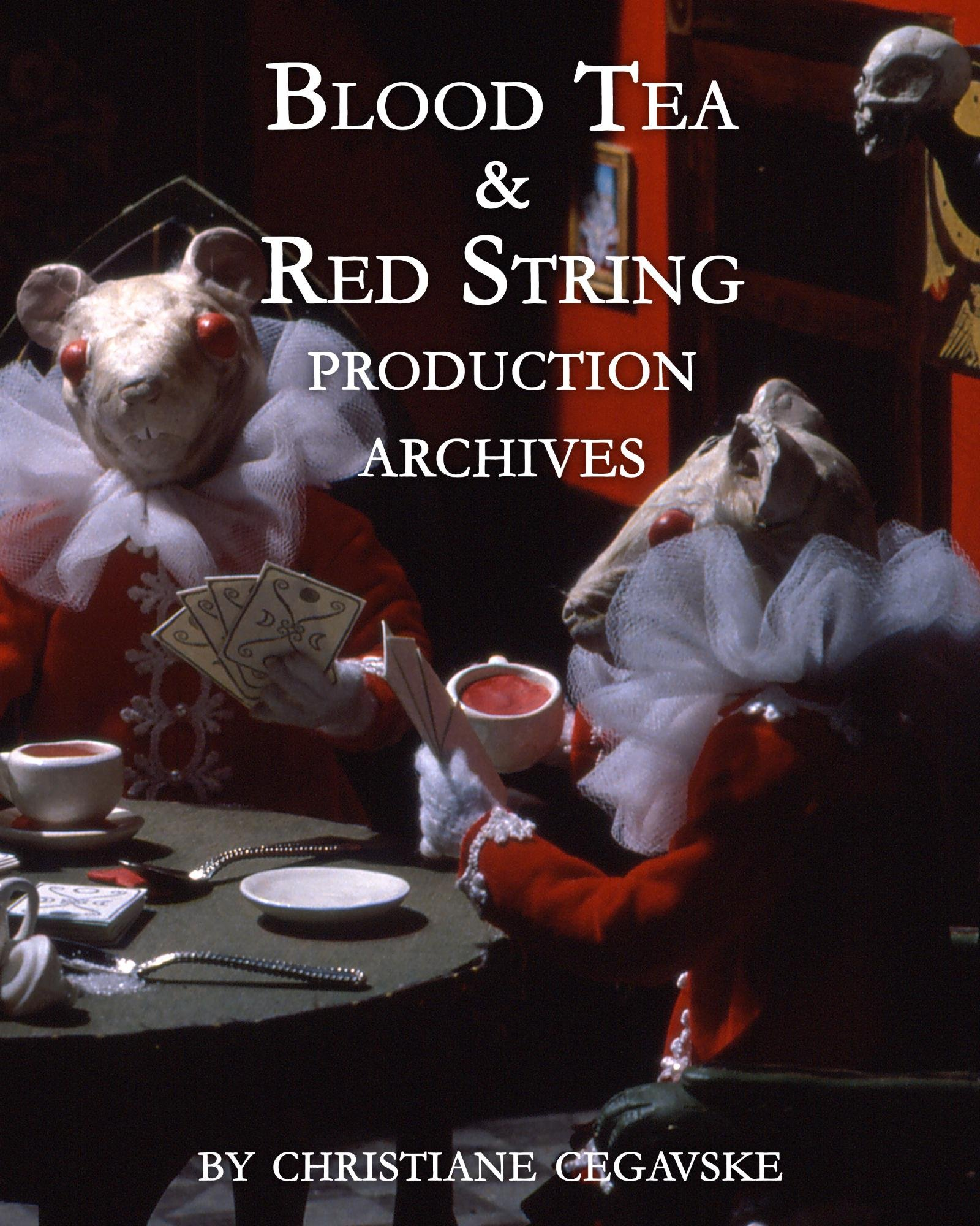 Blood Tea Red String Production ebook