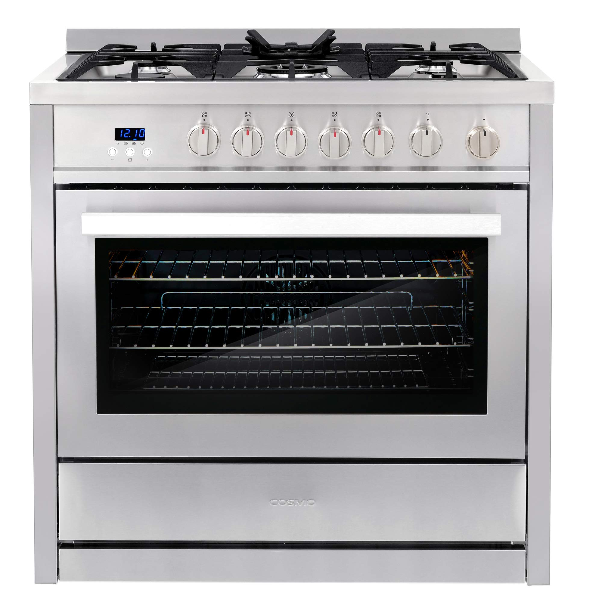 Cosmo COS 965AGC Single Cooktop Stainless