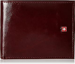 Swiss Military Brown Men's Wallet (LW-21)