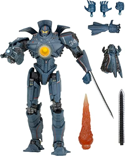 Pacific Rim 60951 uetooth Ultimate Gipsy Danger Figur