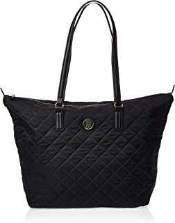 Tommy Hilfiger Tote Bag for Women-Black