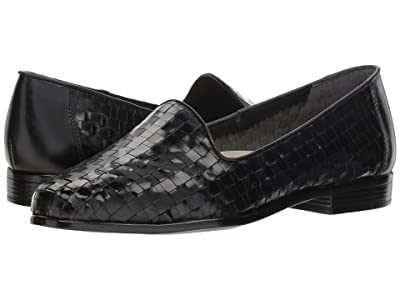 Trotters Liz (Black Calf) Women
