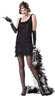 Women's Fashion Flapper Adult Costume