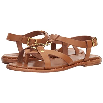Frye Blair Harness Sandal (Tan) Women