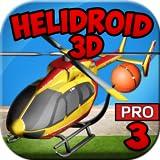 Helidroid 3 PRO : 3D RC Helicóptero