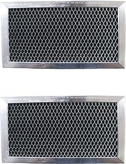 Replacement Carbon Filters compatible with GE: WB02X10956, JX81H, WB02X11544, Samsung: DE63-00367D, DE63-30016D Frigidaire: 5304453397 (2-Pack)