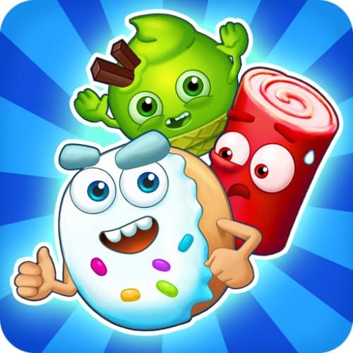 Sugar Heroes - jogo de combinar 3 do mundo!