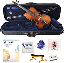 Antonio Giuliani Etude Clearance Violin Outfit 4/4 Full Size AG360