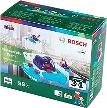 Theo Klein 8794 Bosch Construction Set, 3 in 1 Watercraft Team