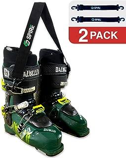 ski boot straps
