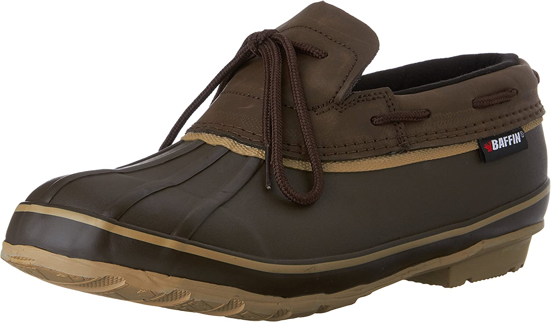 Baffin Men's Coyote Rubber shoes