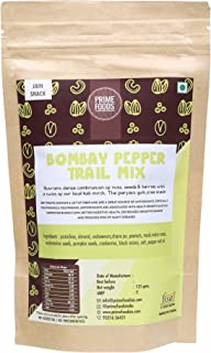 Prime Foods Bombay Pepper Trail Mix, 125G