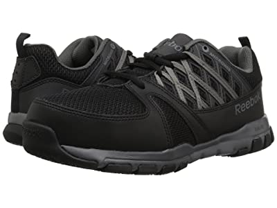 Reebok Work Sublite Work (Black 1) Men