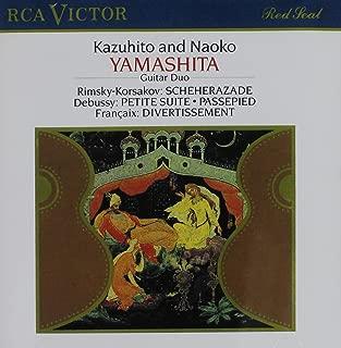 Kazuhito & Naoko Yamashita: Guitar Duos