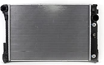 Radiator - Cooling Direct For/Fit 13498 10-15 Mercedes-Benz C-Class Sedan/Coupe/CLS-Class/E-Class Sedan/Convertible/Coupe/...