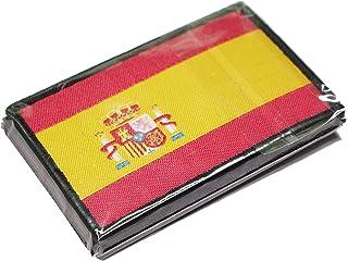 Amazon.es: parches bordados bandera españa