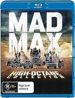 Mad Max 1, 2 & 3 / Fury Road / Fury Road Black & Chrome Edition | 7 Discs | George Miller's | NON-USA Format | Region B Import - Australia