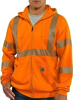 Men's Big & Tall High Visibility Class 3 Thermal Sweatshirt