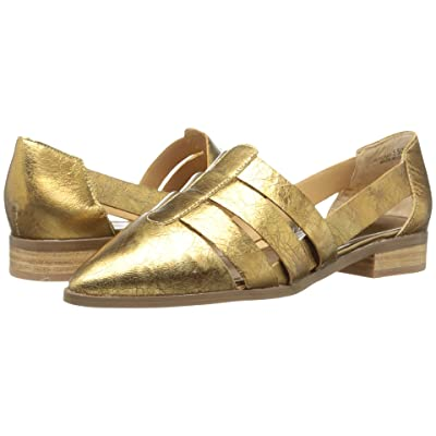 Chinese Laundry Outcast Leather (Gold/Silver) Women