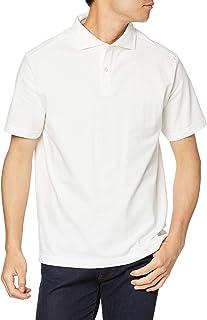 [ナノユニバース] ポロシャツ :トランスドライ カノコ カッタウェイ ポロ メンズ