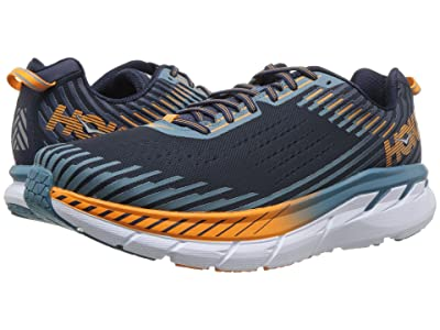 Hoka One One Clifton 5 (Black Iris/Storm Blue) Men