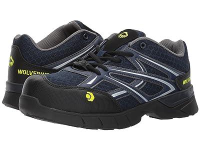Wolverine Jetstream CarbonMAX Safety Toe (Navy) Men