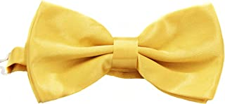 Per-Tied Mens Adjustable Length Formal Tuxedo Bow Tie - Many Colors Available