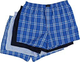 Blue Plaid/Best Navy/Blue Stripe/Blue Plaid