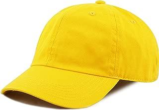 yellow toddler hat