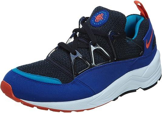 Amazon.com   Nike Men's Air Huarache Light OG Blue/White ...