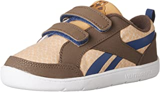 Reebok Kids Classic Boy s Ventureflex Critter Feet Sneaker 17fbb8428