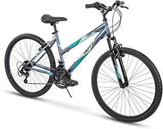 Huffy Hardtail Mountain Bike, Summit Ridge (Renewed)