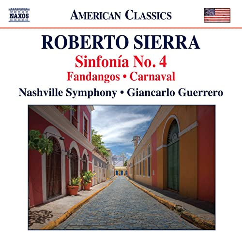 Sierra: Sinfonía No. 4, Fandangos & Carnaval by Giancarlo Guerrero on Amazon Music - Amazon.com