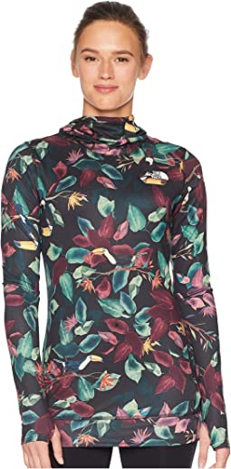 TNF Black Toucan Print