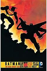 Batman: The Dark Knight Saga: Deluxe Edition (Batman: The Dark Knight Returns) Kindle Edition