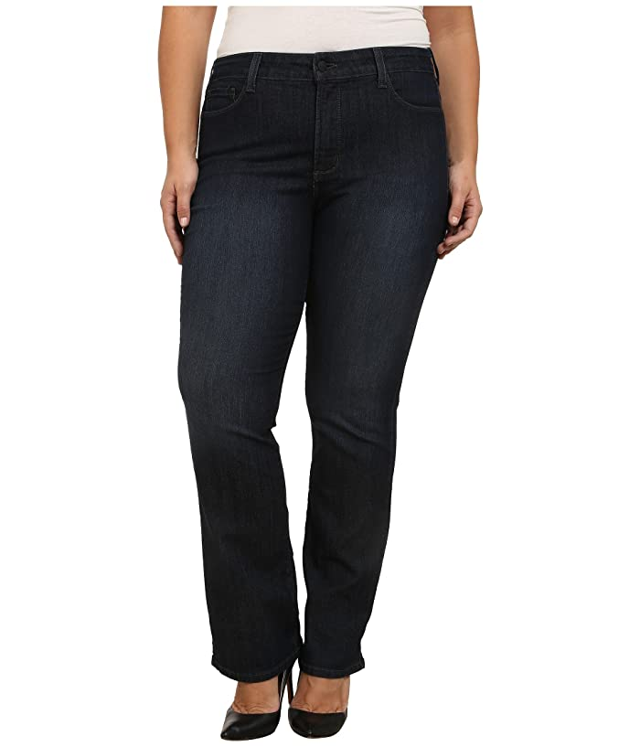 NYDJ Plus Size Plus Size Barbara Boot in Burbank (Burbank) Women's Jeans
